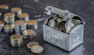 """Die fondsgebundene Rentenversicherung bietet mit ihrer Ertragsoption die Chance auf eine """"2. Rente"""". (#1)"""