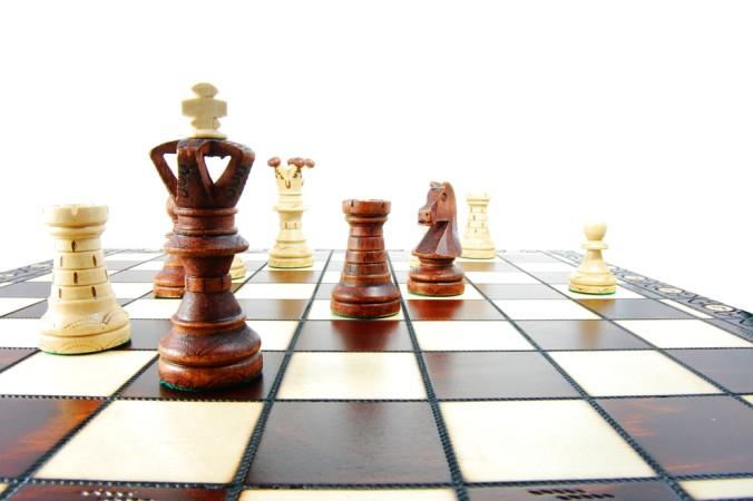 Beim Aktien auswählen ist wie beim Schach - die richtige Strategie ist entscheidend! (#2)