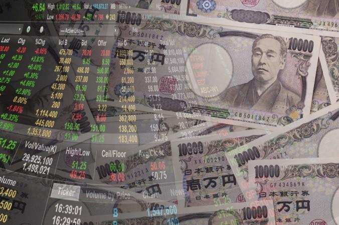 Nikkei -der japanische Aktienindex umfasst 225 Aktiengesellschaften. (#2)