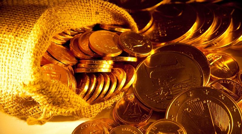 Wer Goldmünzen kauft, der setzt auf eine traditionelle Geldanlage. (#01)