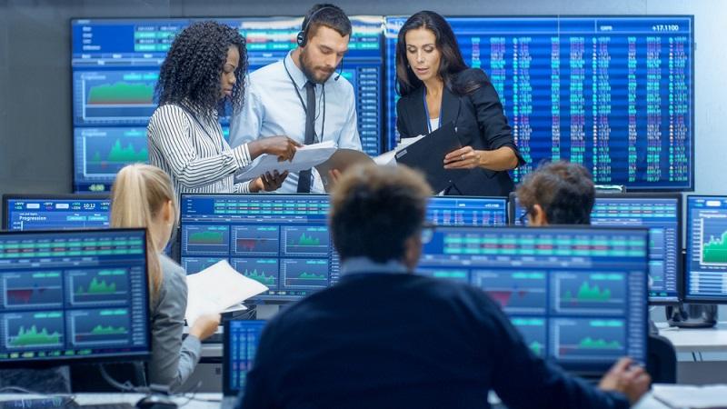 Banken und Finanzdienstleister erfahren durch die Digitalisierung ebenfalls einen großen Umbruch.