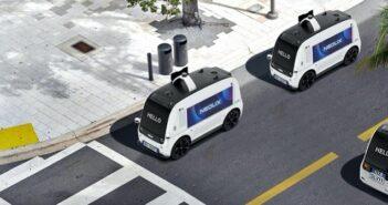 Neolix: Grünes Licht für Driverless Delivery ( Bildnachweis: NEOLIX)