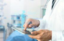 IoT im Gesundheitswesen: 5,52 Milliarden USD Volumen bis 2028 (Foto: Shutterstock Zapp2Photo)